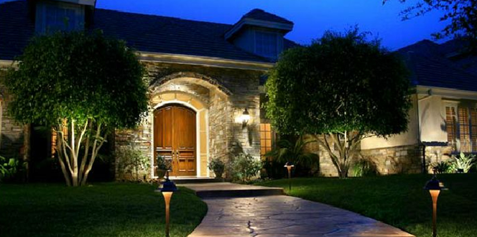 Quality outdoor landscape lighting design in georgetown tx quality landscape lighting mozeypictures Image collections